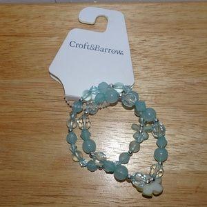 Croft & Barrow (2) stretch bracelets
